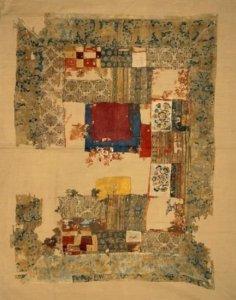Buddha patchwork szőnyeg