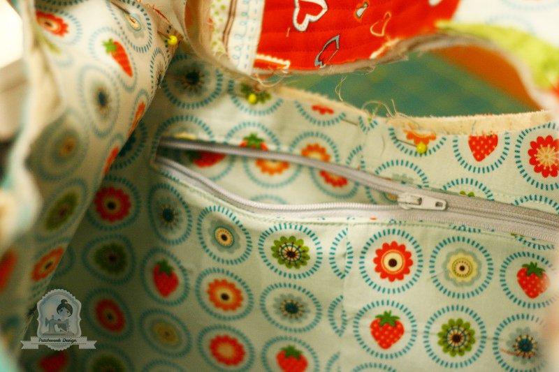 quilt-as-you-go táska piros__06