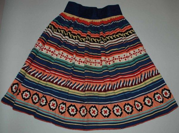 seminole skirt